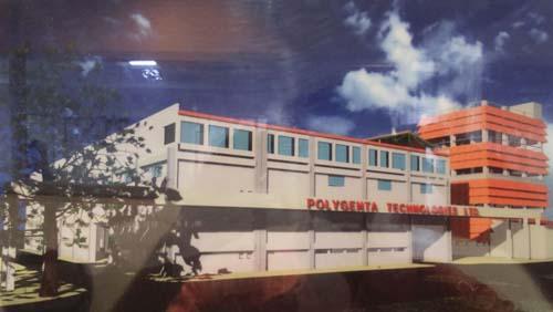 100 TPD Polyester Plant at Nashik